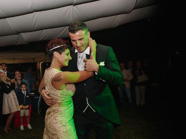 Il matrimonio di Alessio e Lorella a Tornaco, Novara 207