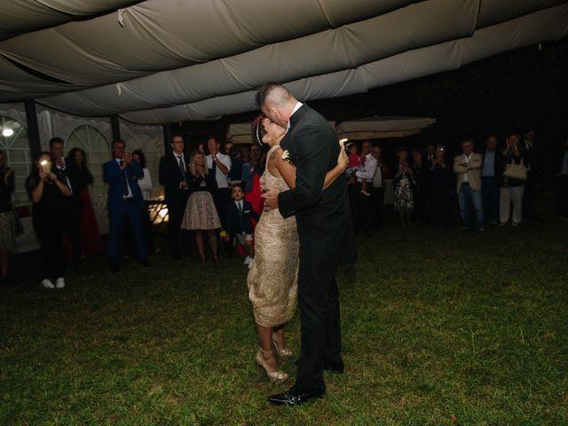 Il matrimonio di Alessio e Lorella a Tornaco, Novara 209