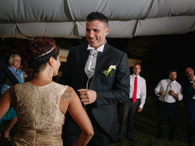 Il matrimonio di Alessio e Lorella a Tornaco, Novara 220