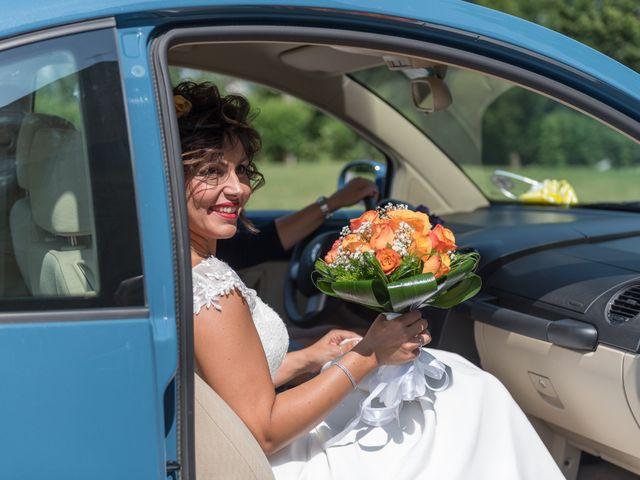 Il matrimonio di Michele e Michela a Castelleone, Cremona 15