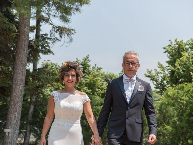 Il matrimonio di Michele e Michela a Castelleone, Cremona 16