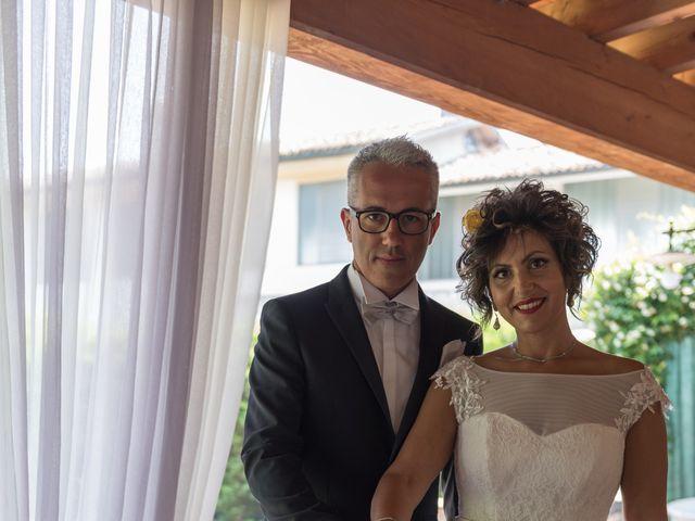 Il matrimonio di Michele e Michela a Castelleone, Cremona 17
