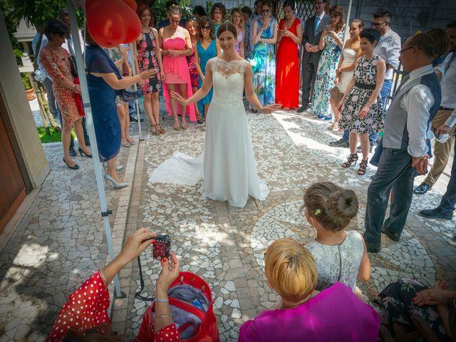 Il matrimonio di Paolo e Valentina a Casier, Treviso 37