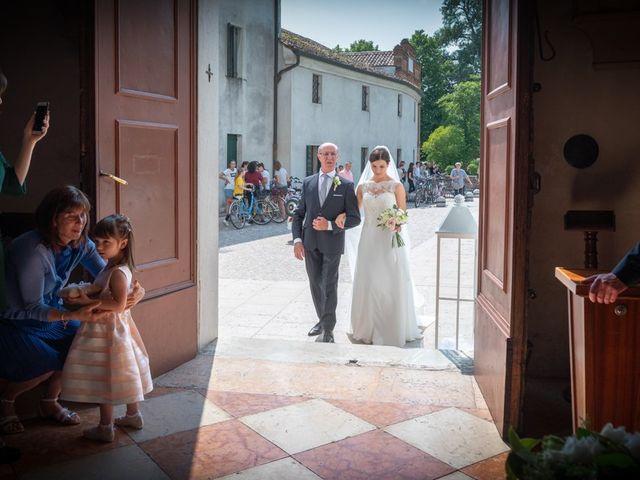 Il matrimonio di Paolo e Valentina a Casier, Treviso 70
