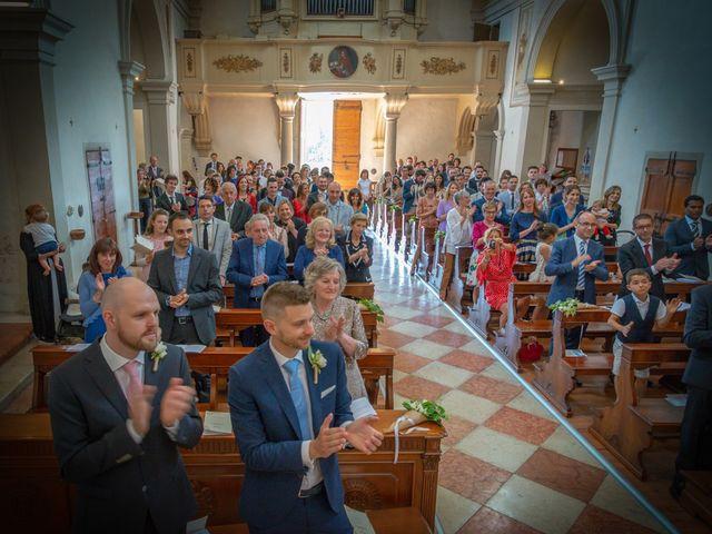 Il matrimonio di Paolo e Valentina a Casier, Treviso 86