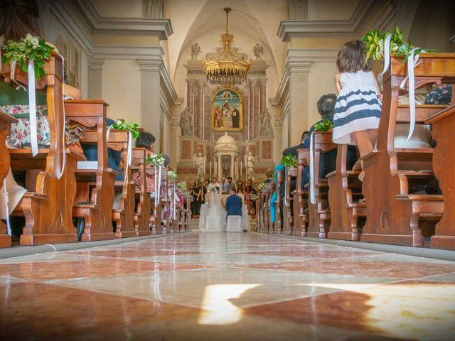 Il matrimonio di Paolo e Valentina a Casier, Treviso 90