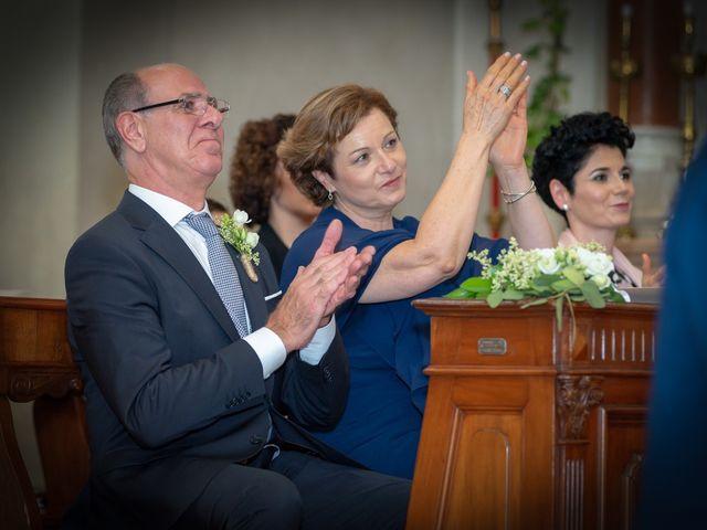 Il matrimonio di Paolo e Valentina a Casier, Treviso 92