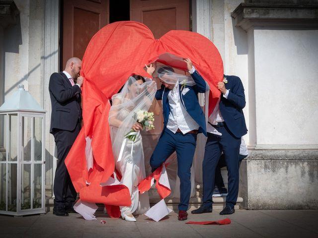 Il matrimonio di Paolo e Valentina a Casier, Treviso 94