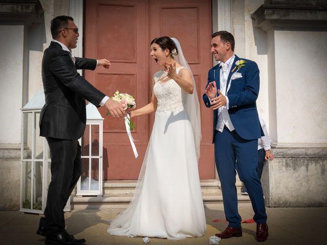 Il matrimonio di Paolo e Valentina a Casier, Treviso 98