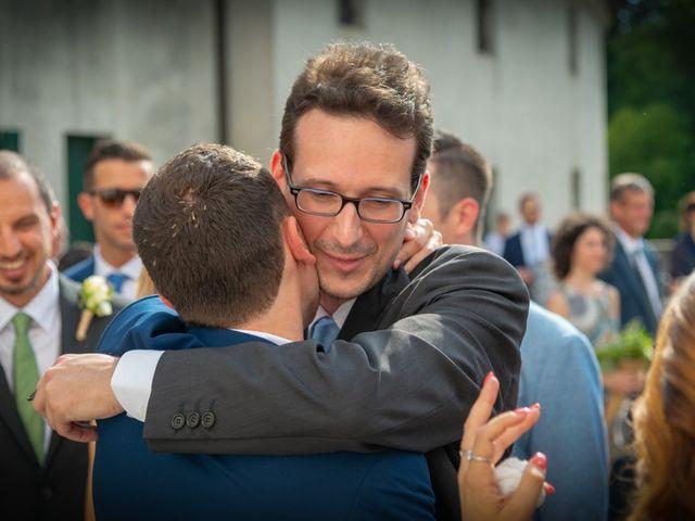 Il matrimonio di Paolo e Valentina a Casier, Treviso 102