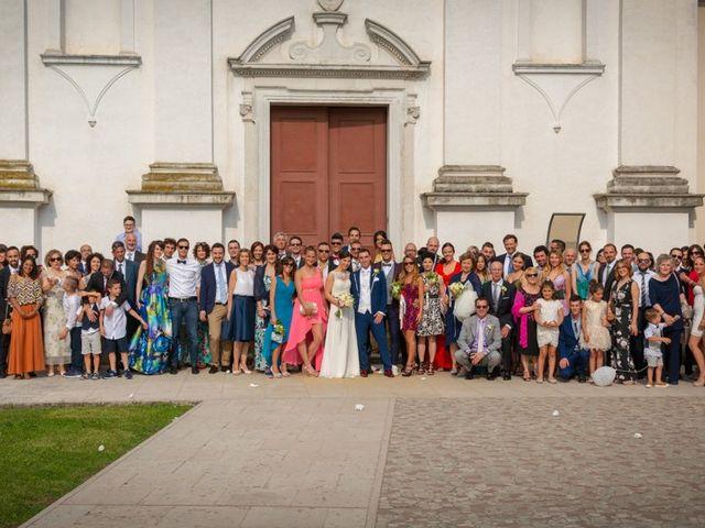 Il matrimonio di Paolo e Valentina a Casier, Treviso 107