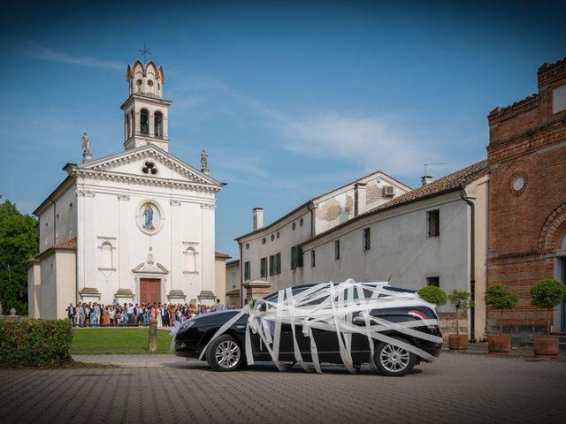 Il matrimonio di Paolo e Valentina a Casier, Treviso 108