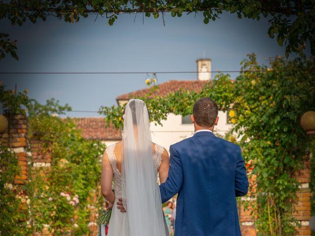Il matrimonio di Paolo e Valentina a Casier, Treviso 113