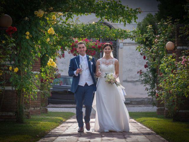 Il matrimonio di Paolo e Valentina a Casier, Treviso 114