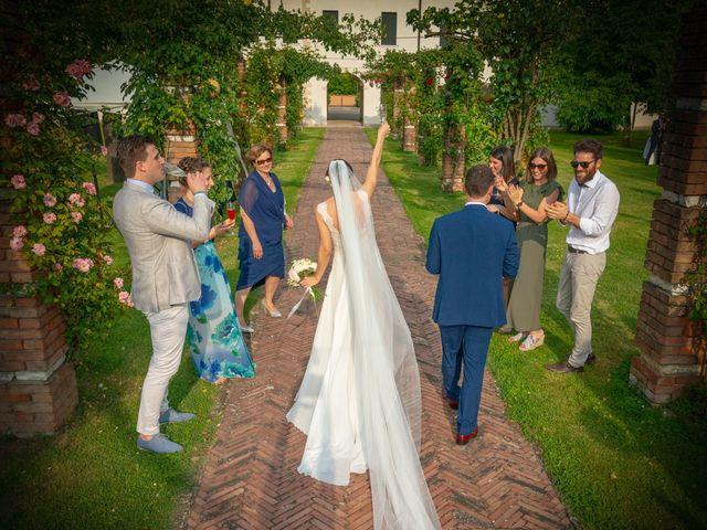 Il matrimonio di Paolo e Valentina a Casier, Treviso 115
