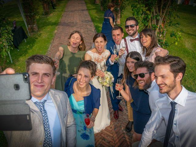 Il matrimonio di Paolo e Valentina a Casier, Treviso 116
