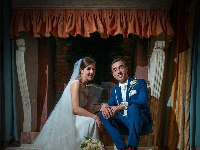 Il matrimonio di Paolo e Valentina a Casier, Treviso 127