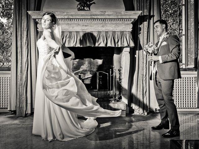 Il matrimonio di Paolo e Valentina a Casier, Treviso 128