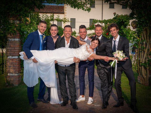 Il matrimonio di Paolo e Valentina a Casier, Treviso 136