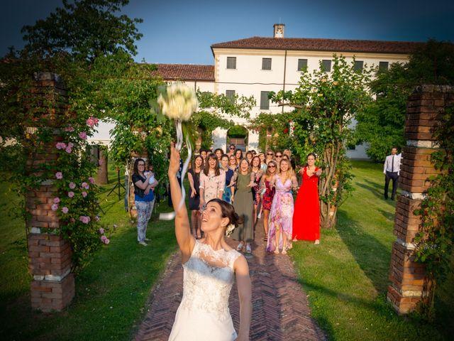 Il matrimonio di Paolo e Valentina a Casier, Treviso 137