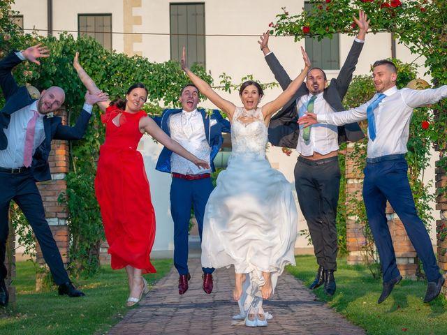 Il matrimonio di Paolo e Valentina a Casier, Treviso 146