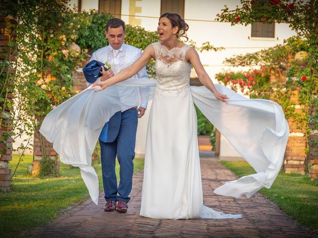 Il matrimonio di Paolo e Valentina a Casier, Treviso 149