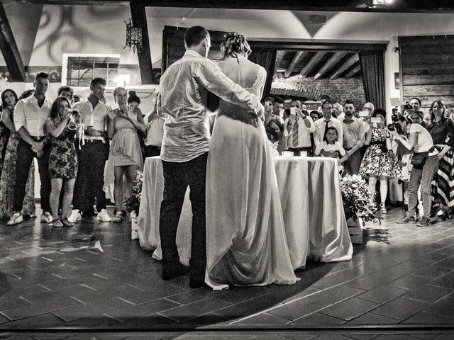 Il matrimonio di Paolo e Valentina a Casier, Treviso 176