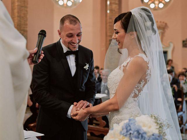 Il matrimonio di Fabio e Ilenia a San Felice Circeo, Latina 17