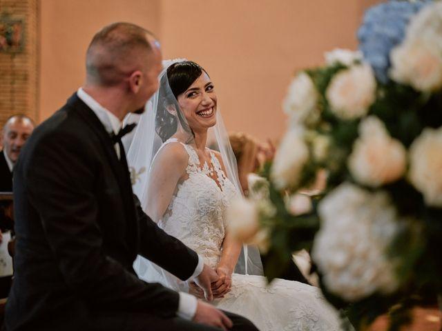 Il matrimonio di Fabio e Ilenia a San Felice Circeo, Latina 18