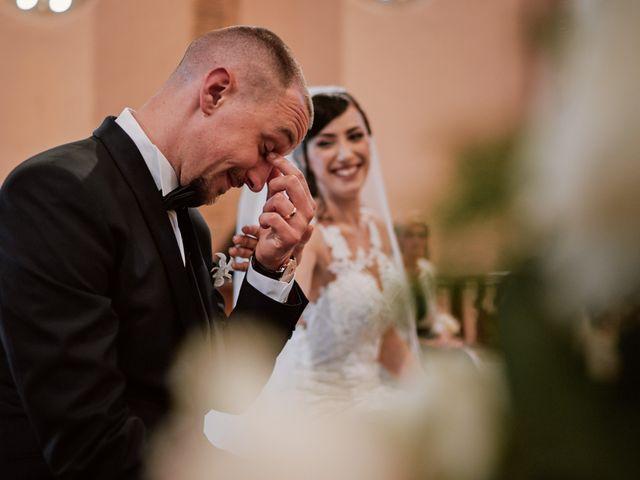 Il matrimonio di Fabio e Ilenia a San Felice Circeo, Latina 19