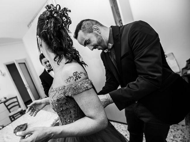 Il matrimonio di Katy e Mario a Villa Carcina, Brescia 9