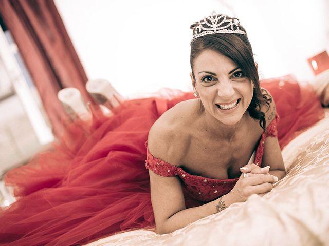Il matrimonio di Katy e Mario a Villa Carcina, Brescia 14