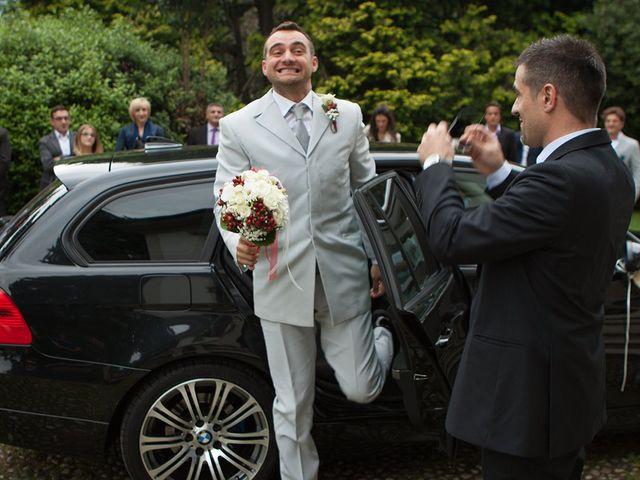 Il matrimonio di Katy e Mario a Villa Carcina, Brescia 20