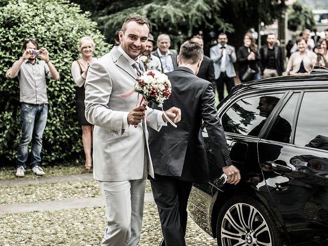 Il matrimonio di Katy e Mario a Villa Carcina, Brescia 21