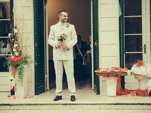 Il matrimonio di Katy e Mario a Villa Carcina, Brescia 22