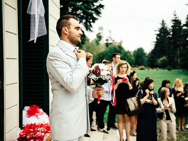 Il matrimonio di Katy e Mario a Villa Carcina, Brescia 23