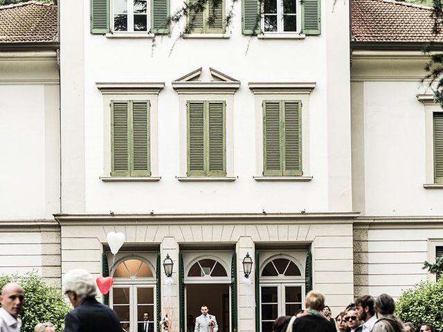 Il matrimonio di Katy e Mario a Villa Carcina, Brescia 25