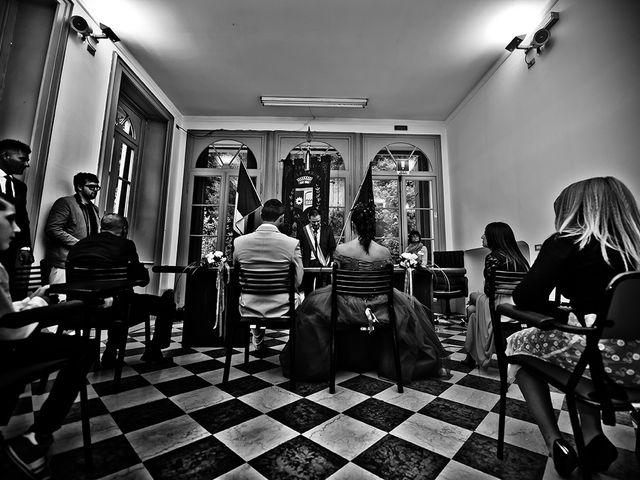 Il matrimonio di Katy e Mario a Villa Carcina, Brescia 30