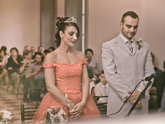 Il matrimonio di Katy e Mario a Villa Carcina, Brescia 32