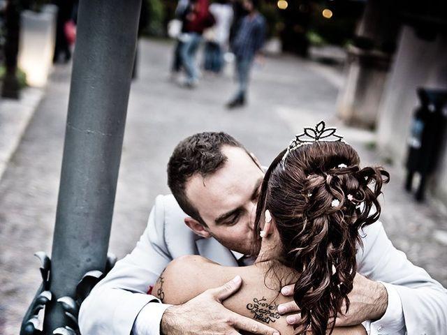 Il matrimonio di Katy e Mario a Villa Carcina, Brescia 1