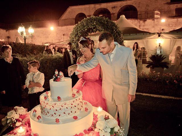 Il matrimonio di Katy e Mario a Villa Carcina, Brescia 39