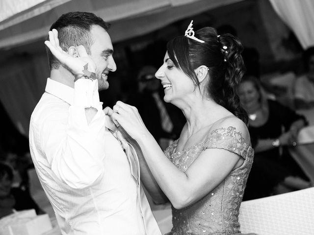 Il matrimonio di Katy e Mario a Villa Carcina, Brescia 41