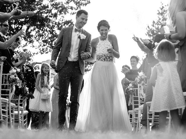 Le nozze di Francesca e Kai
