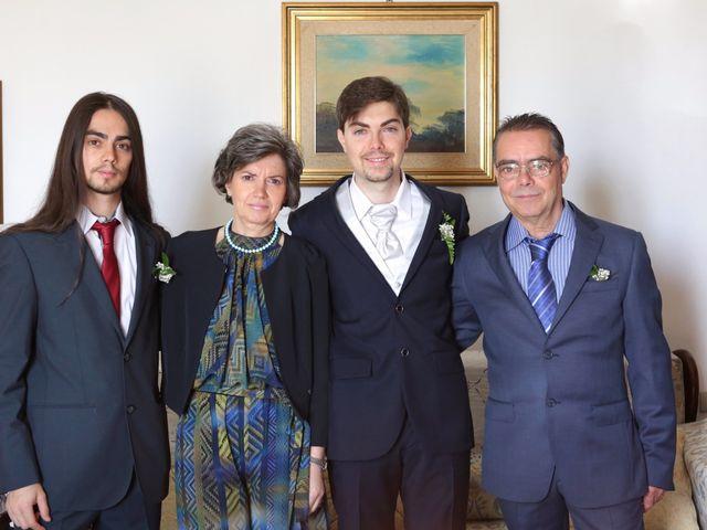 Il matrimonio di Erica e Paolo a Oriolo Romano, Viterbo 2