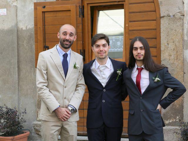 Il matrimonio di Erica e Paolo a Oriolo Romano, Viterbo 5