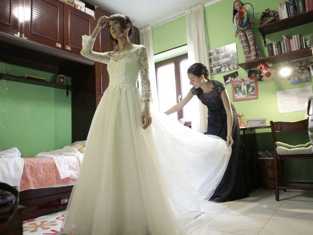 Il matrimonio di Erica e Paolo a Oriolo Romano, Viterbo 10