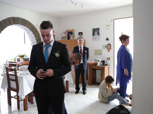Il matrimonio di Erica e Paolo a Oriolo Romano, Viterbo 11