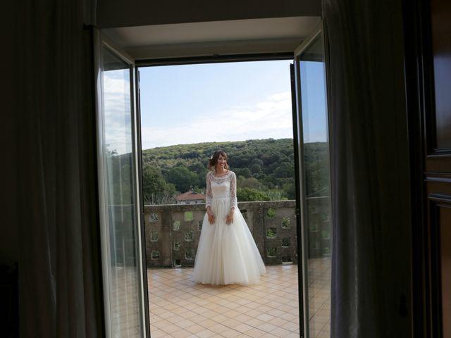 Il matrimonio di Erica e Paolo a Oriolo Romano, Viterbo 12