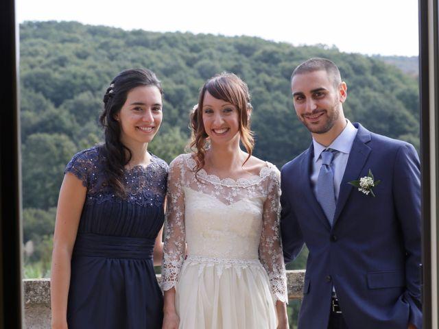 Il matrimonio di Erica e Paolo a Oriolo Romano, Viterbo 13