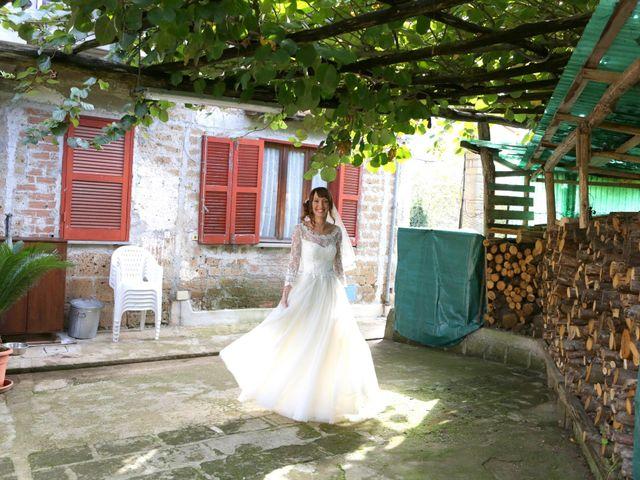 Il matrimonio di Erica e Paolo a Oriolo Romano, Viterbo 16